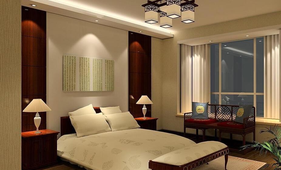 室内照明工程-卧室照明——惬意的灯光