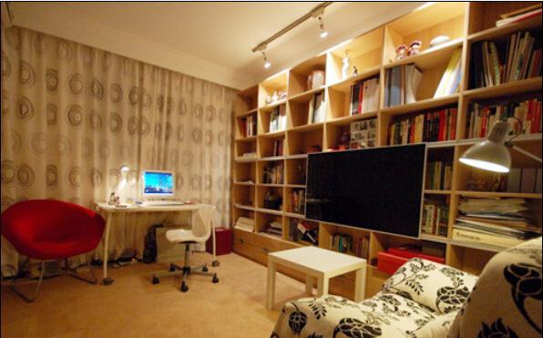 室内照明工程-书房照明——健康的灯光